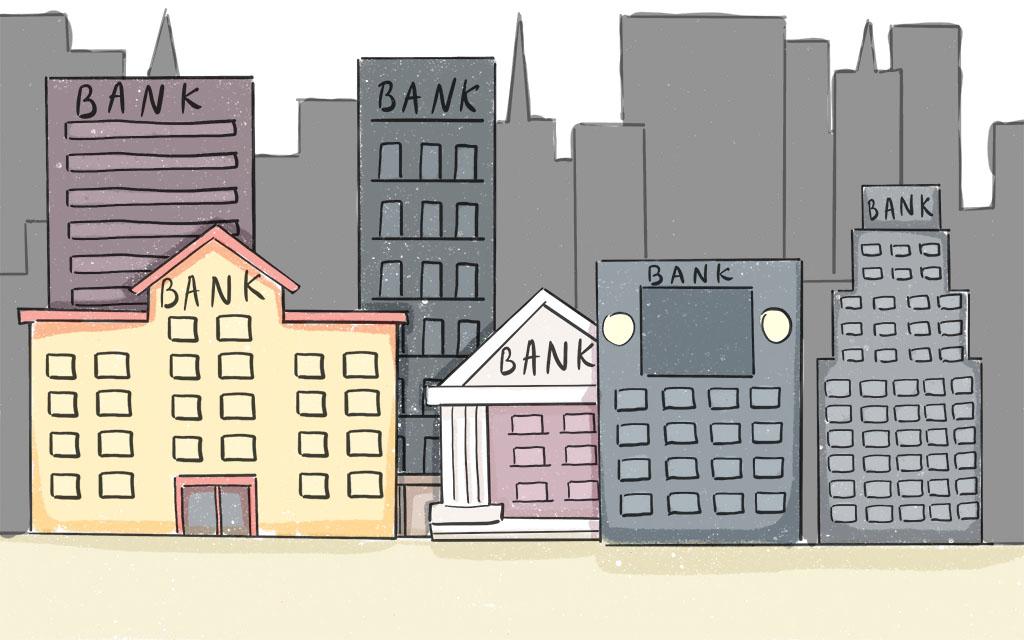 2021年度の総資産別世界最大の銀行トップ20